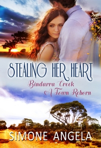 stealing her heart ebook Simone Angela