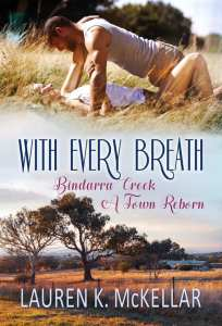 With Every Breath Lauren K McKellar